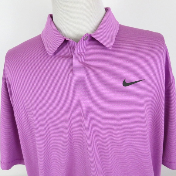 Nike Other - Nike Tiger Woods Collection XXL Golf Polo Shirt